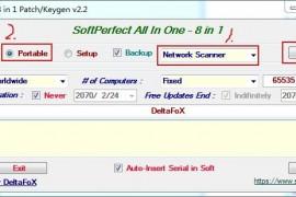 自己动手制作单文件版局域网IP扫描器 SoftPerfect Network Scanner